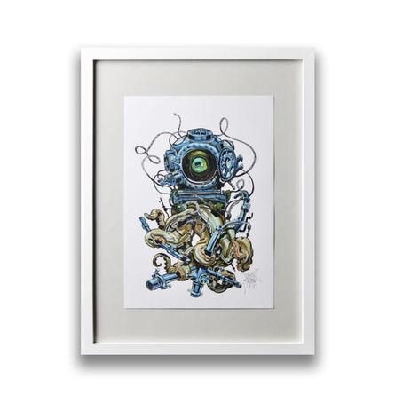 Saturno the Creatter, 'Octopus', 2017