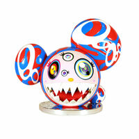 Takashi Murakami, 'Melting DOB Sculpture Multicolor', 2020