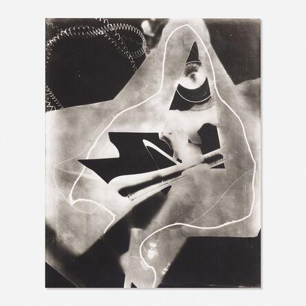 Man Ray, 'Untitled (Rayograph)', c. 1972