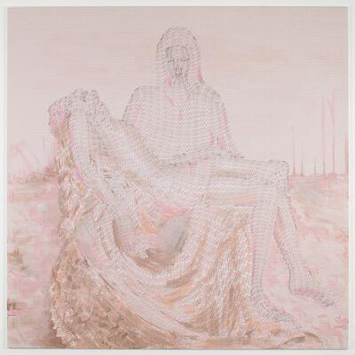Thomas Bayrle, 'Pink Pietà', 2016