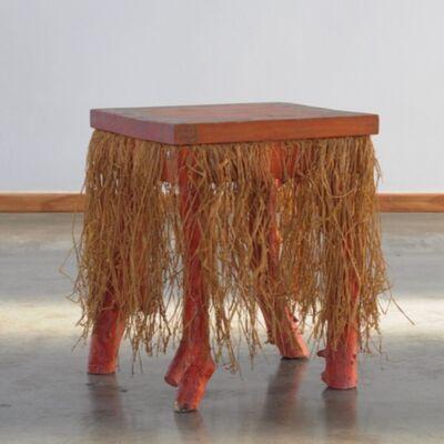 Elizabeth Garouste and Mattia Bonetti, 'Prince Imperial stool', 1985