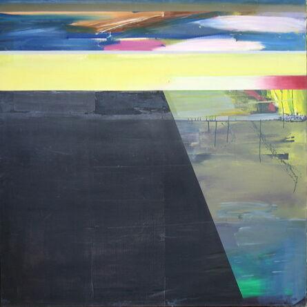 Jane Eccles, 'Skyfall I (diptych w/ Skyfall II)', 1960