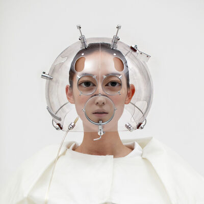 Hyungkoo Lee, 'Altering Facial Features with WH5', 2010