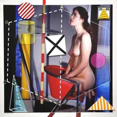 Ken Reinhard, 'Eva Looks Outside the Cube', 2008-2009