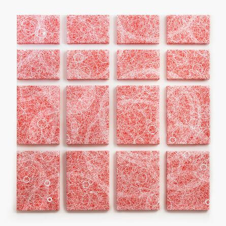 Tao Stein, 'Wall 3_Quadrant 1_top left', 2015