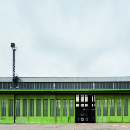 Pol Viladoms, 'Check in Tempelhof - number 9', 2014