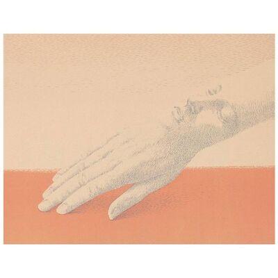 René Magritte, 'Les bijoux indiscrets', 1963