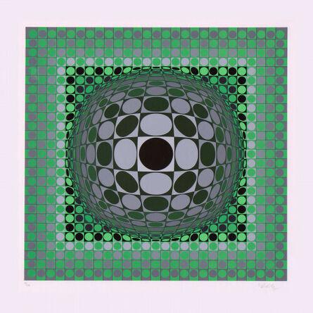 Victor Vasarely, 'Louisiana II', 1983
