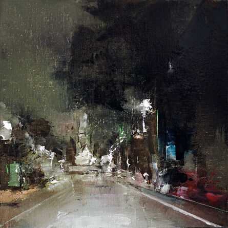 Heiko Mattausch, 'Traffic Study V', 2017