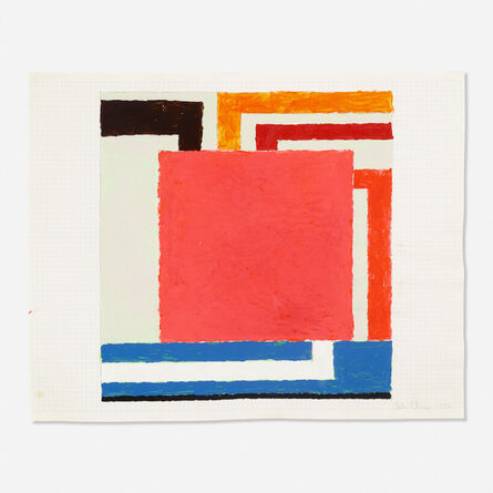 Peter Halley, 'Untitled', 1992