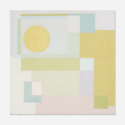 Michiel Gloeckner, 'Harvest Moon', 1965