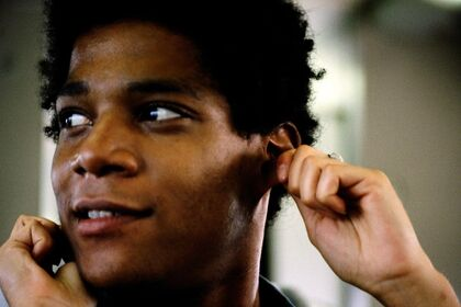 Lee Jaffe: Jean-Michel Basquiat