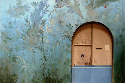 Roman Gardenscapes:  Inspired by the Frescos of La Villa di Livia