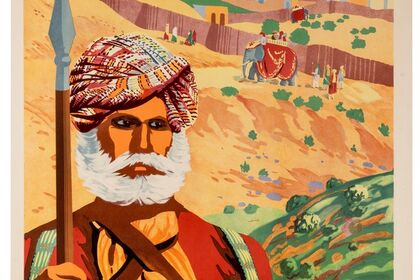 Images of India: Travel Posters from the Golden Age