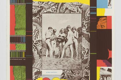R.B. Kitaj: Collages and Prints, 1964-1975