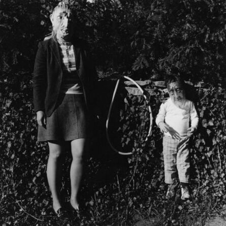 Ralph Eugene Meatyard, 'One of seven kids of Mertonian friend'