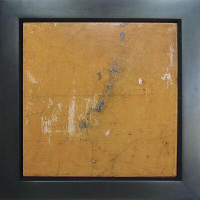Marcia Myers, 'Pigment Study MMIII-VI (ochre oxide)', 2006