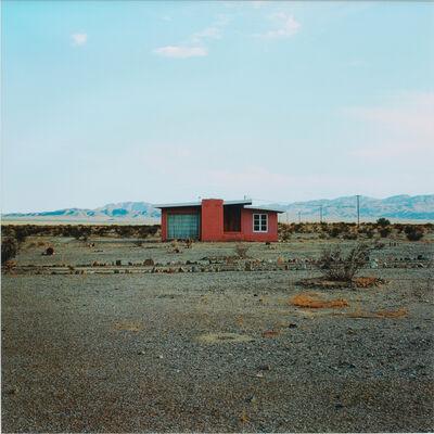 John Divola, 'N34°09.900' W115°48.824'', 1995-1998