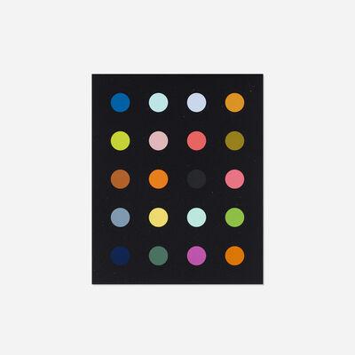 Damien Hirst, 'Methylamine-13c', 2014