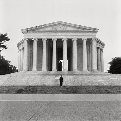 Carrie Mae Weems, 'Jefferson Memorial', 2015