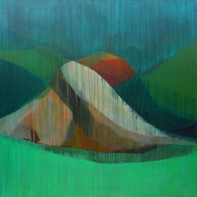 Katherine Sandoz, 'Horseshoe', 2017