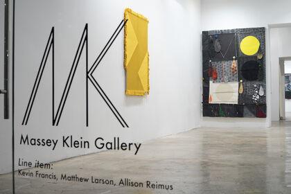 Line item: Kevin Francis, Matthew Larson, Allison Reimus
