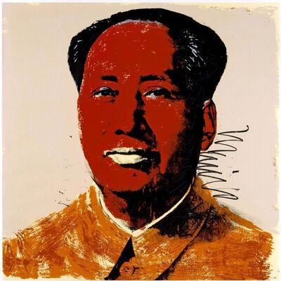 Andy Warhol, 'Mao (FS II.96)', 1972