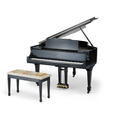 Steinway & Sons, 'Steinway Baby Grand Piano', 1926