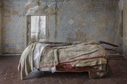 BERLINDE DE BRUYCKERE 'A SINGLE BED, A SINGLE ROOM'