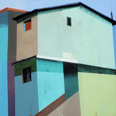 Siddharth Parasnis, 'Una Casa Verde', 2017