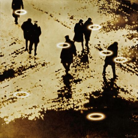 Rinat Voligamsi, 'Nimbus in the City 1', 2014
