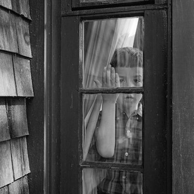 Tony King (b. 1934), 'The Watcher'