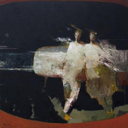 Danny McCaw, 'Side by Side', 2016