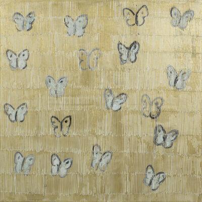 Hunt Slonem, 'Untitled (Butterflies)', 2018
