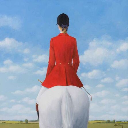 Alan Parry, 'Lady of the Chase I', 2018