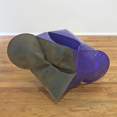 Jeremy Thomas, 'Pipe Violet', 2017