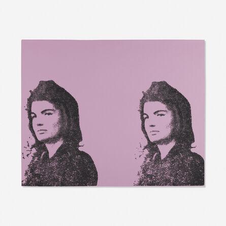 Andy Warhol, 'Jacqueline Kennedy II (Jackie II) from 11 Pop Artists II', 1966