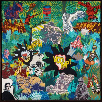 Equipo Crónica, 'El realism socialista y el Pop Art en el campo de batalla', 1969