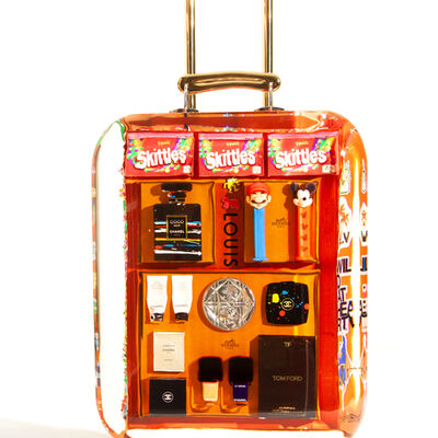 Fred Allard, 'TRAVEL BAG - VALISE CABINE - Now What ?', 2020