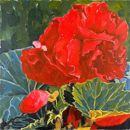 "Yevgeniy Fiks, 'Kimjongilias a.k.a. ""Flower Paintings"" no. 9', 2008"