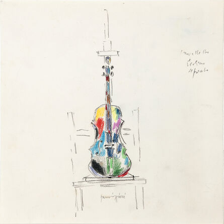 Claudio Parmiggiani, 'Senza titolo', 1977