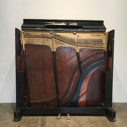 Manuel ROCHA ITURBIDE, 'empty piano', 2016