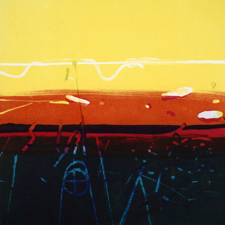 Barbara Rae, 'Kerry Stone', 2006