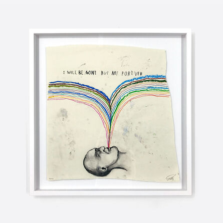 Gary Ward, 'I will Be Gone', 2020