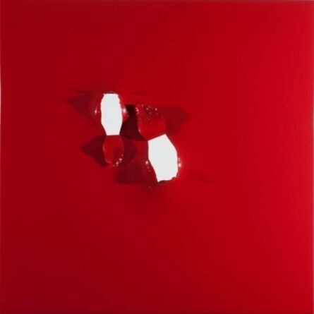 Margaret Evangeline, 'Shot Through 3', 2013