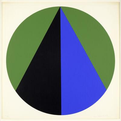 Leon Polk Smith, 'Untitled', 1968