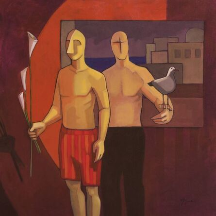 Sandro Nocentini, 'Yesterday'
