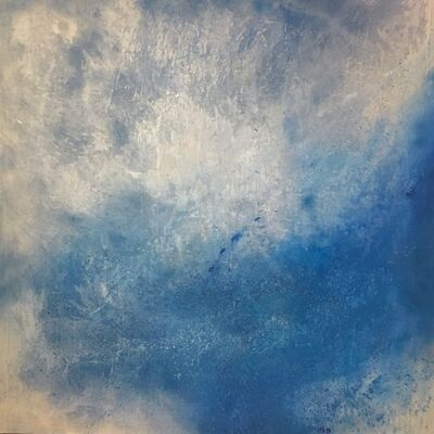 Russell Sharon, 'Blue I', 2018