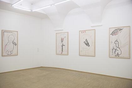 """""""Génération"""" - Oeuvres sur Papier 1992-1997"""