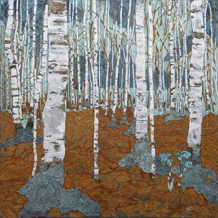 Piet van den Boog, 'Piet Birch Forest ', 2019
